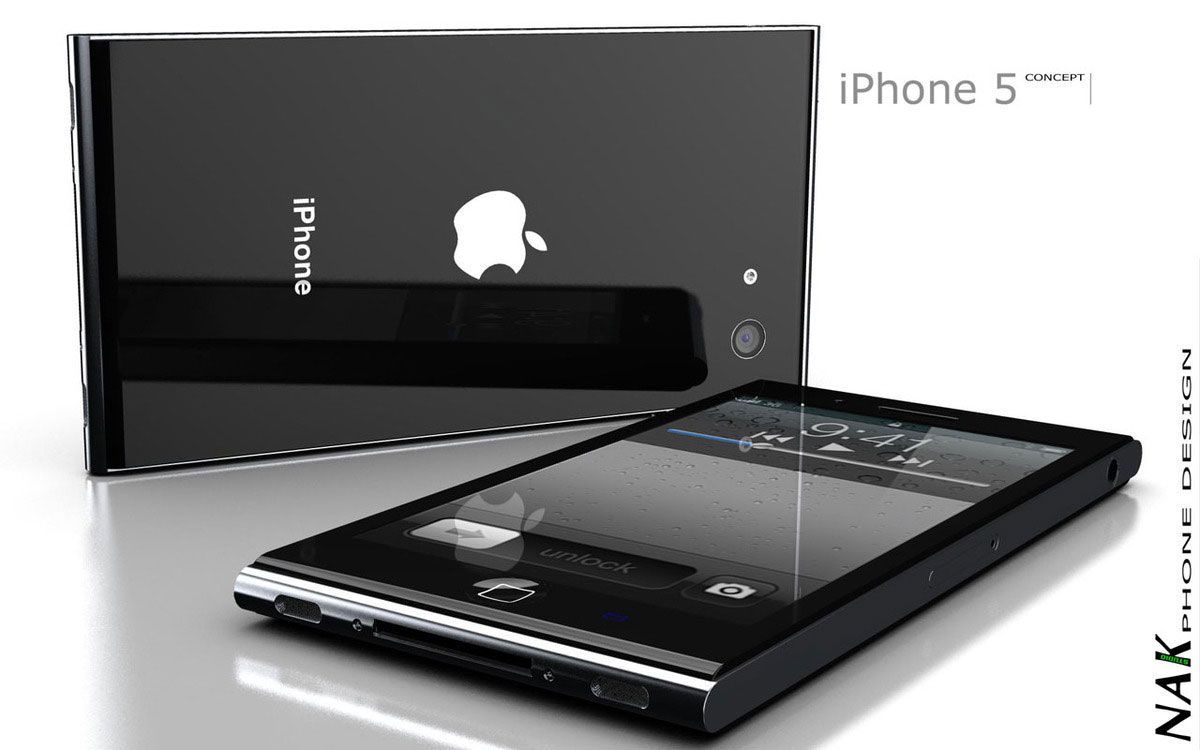 Diseño iPhone 5 Brieux