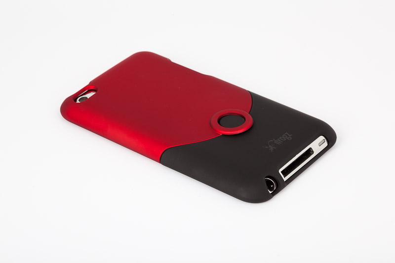 e169e1a3354 iFrogz Luxe Original, preciosa funda para iPod touch 4 y iPhone 4 ...