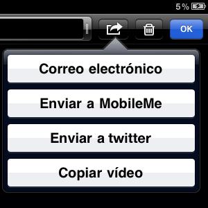 Twitter en iOS 5