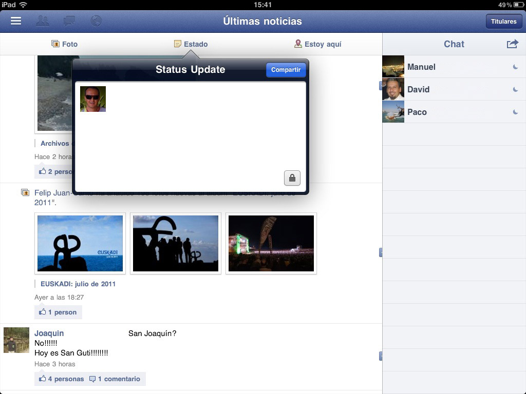 how to delete facebook from ipad 2