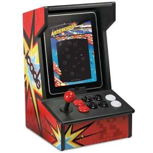 icade vuelve el arcade con tu ipad