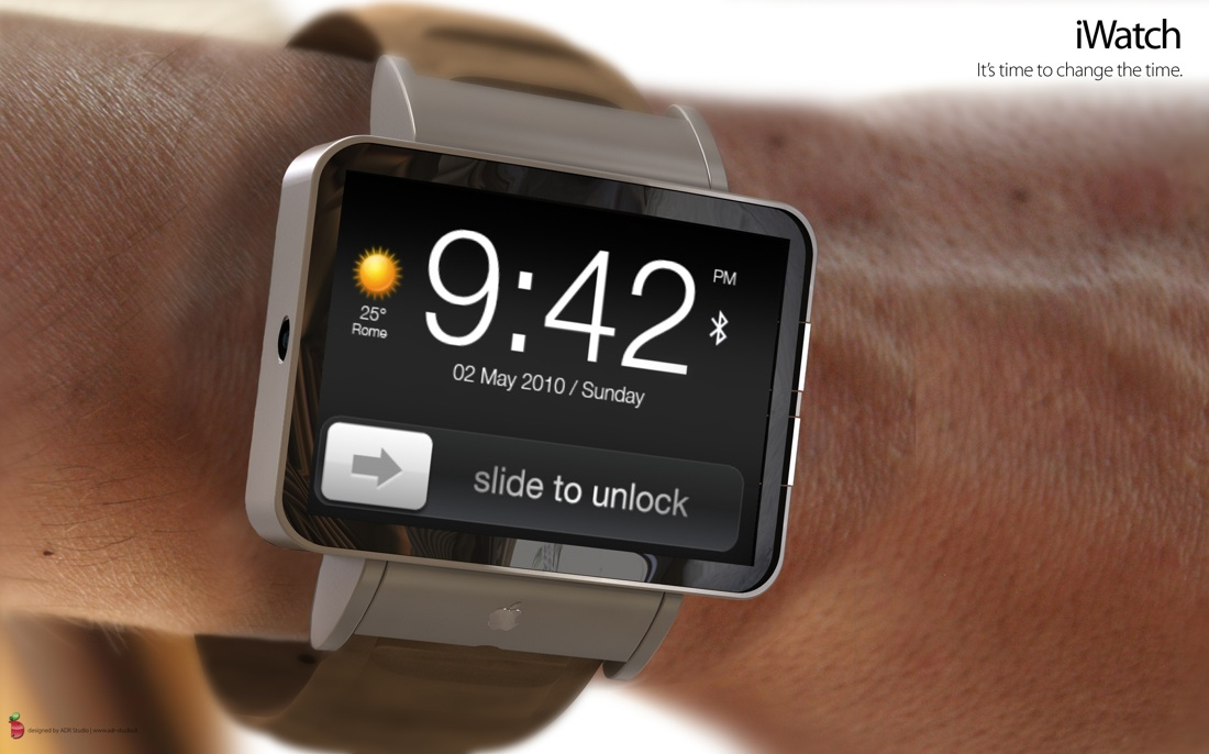 iwatch reloj de pulsera