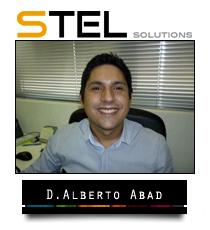 Visitar a D Alberto Abad en Stel Solutions