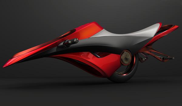 Dyke moto electrica y aire