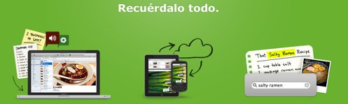 Evernote actualiza ios firefox