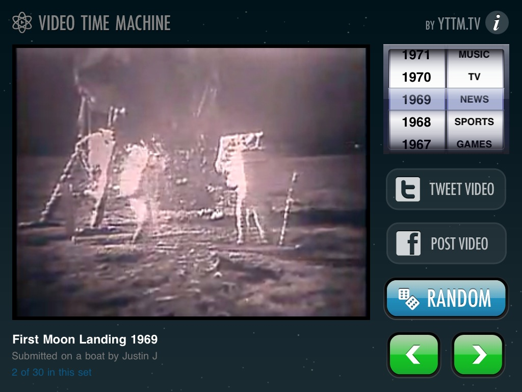 video time machine