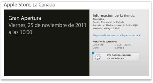 Apple Store - La Cañada