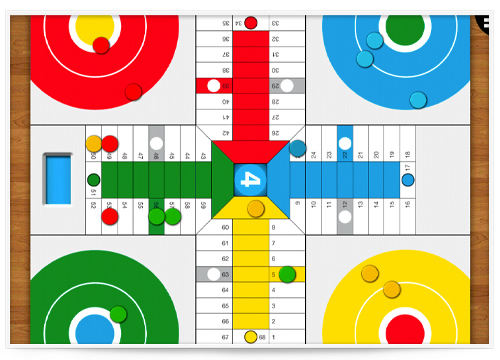 parchis HD ipad iphone